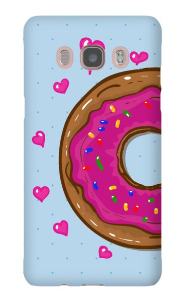 Donut linkes Case
