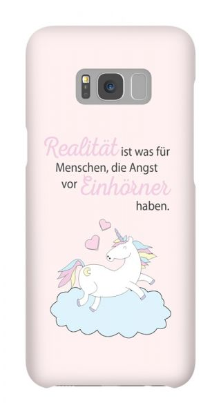 Samsung Galaxy S8 Plus 3D-Case (glossy) Gibilicious Design A world with unicorns von swook! - switch your look