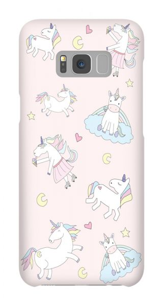 Samsung Galaxy S8 Plus 3D-Case (glossy) Gibilicious Design Unicorn love von swook! - switch your look