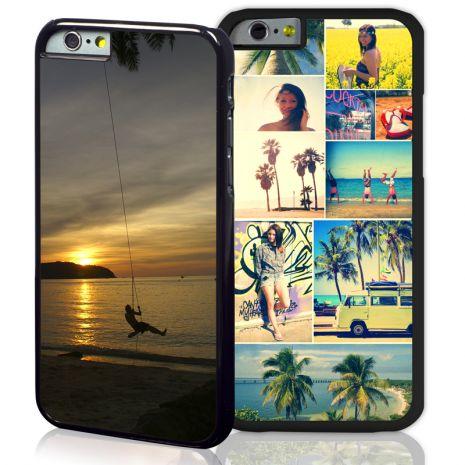 iPhone 6 2D-Case (schwarz) selbst gestalten mit swook! switch your look