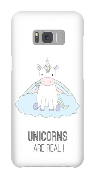 Samsung Galaxy S8 Plus 3D-Case (glossy) Gibilicious Design Unicorns are real!  von swook! - switch your look