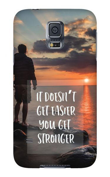 Samsung Galaxy S5 3D-Case (glossy) Gibilicious Design It doesn't get easier von swook! - switch your look