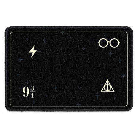 Kinder Fußmatte mit deinem Wunschtext – Harry Potter Kids