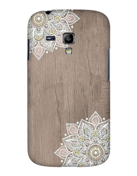Samsung S3 Mini (i8190) 3D-Case (glossy) Gibilicious Design Mandala on wook von swook! - switch your look