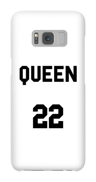 Samsung Galaxy S8  3D-Case (glossy) Gibilicious Design Queen von swook! - switch your look