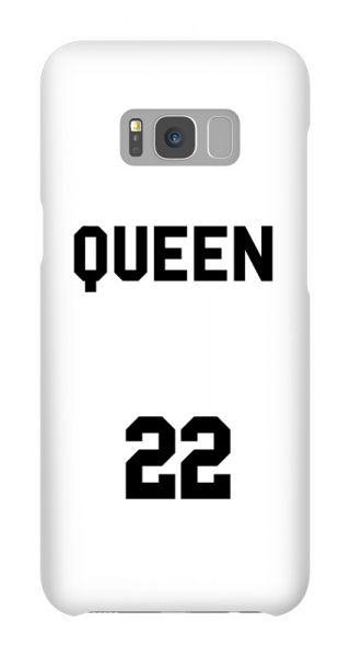 Samsung Galaxy S8 Plus 3D-Case (glossy) Gibilicious Design Queen von swook! - switch your look