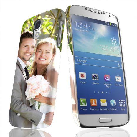 3D-Case (glossy) passend für Samsung Galaxy S4, Selbst gestalten