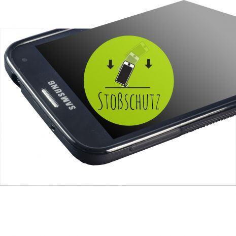 Samsung Galaxy S6 Bumper-Case (wei