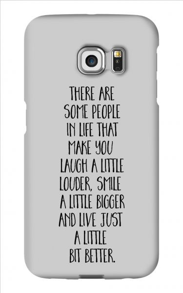 Samsung Galaxy S6 Edge 3D-Case (glossy) Gibilicious Design There are some people von swook! - switch your look