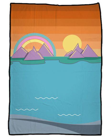 Adventure sundown - Picknickdecke