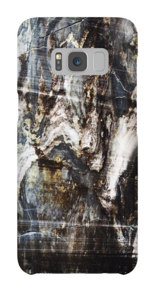 Samsung Galaxy S8  3D-Case (glossy) Gibilicious Design Turbulent marble von swook! - switch your look