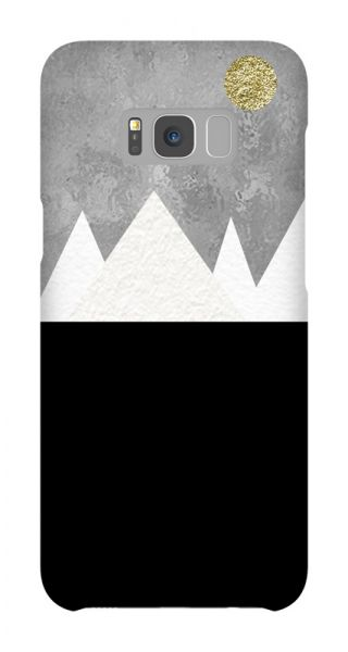 Samsung Galaxy S8 Plus 3D-Case (glossy) Gibilicious Design Mountains von swook! - switch your look