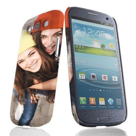 3D-Case (glossy) passend für Samsung Galaxy S3 (i9300), Selbst gestalten