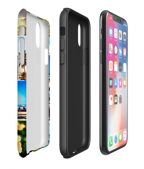 iPhone X Tough-Case selbst gestalten mit swook! switch your look