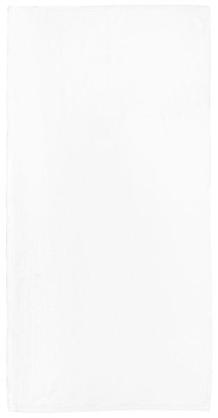 Initiale Schwarz - Handtuch mit Namen