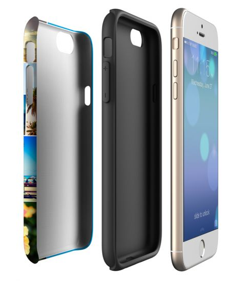 iPhone 6/6s Tough-Case selbst gestalten bei swook!