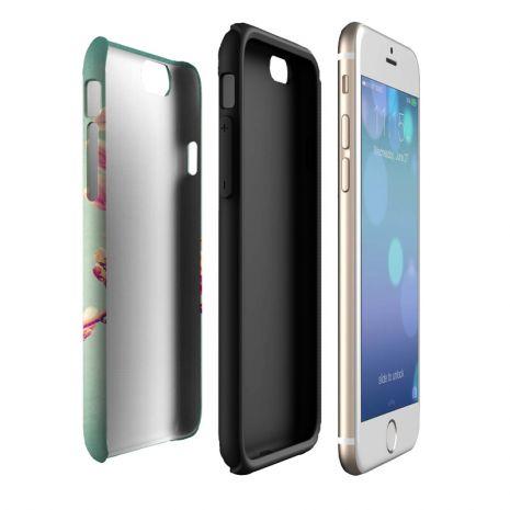 Tough-Case (glossy) passend für Apple iPhone 6s Plus, Selbst gestalten