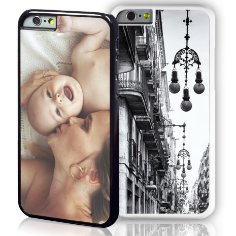 Apple iPhone 6/6s Plus 2D-Case (weiß) selbst gestalten mit swook! - switch your look