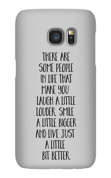 Samsung Galaxy S7 3D-Case (glossy) Gibilicious Design There are some people von swook! - switch your look