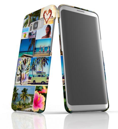 Samsung Galaxy S8 Plus Handyhülle selbst gestalten bei swook!