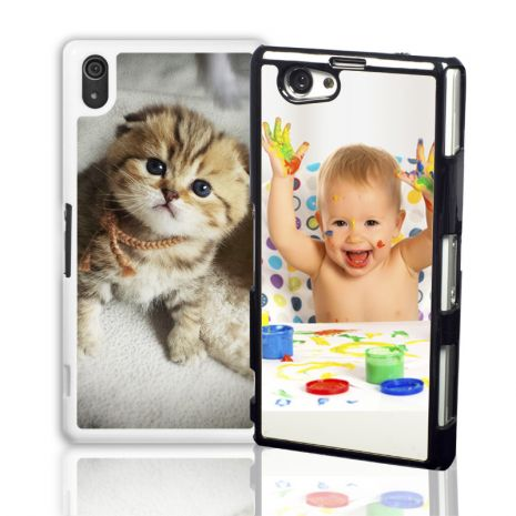Sony Xperia Z1 Compact 2D-Case (wei