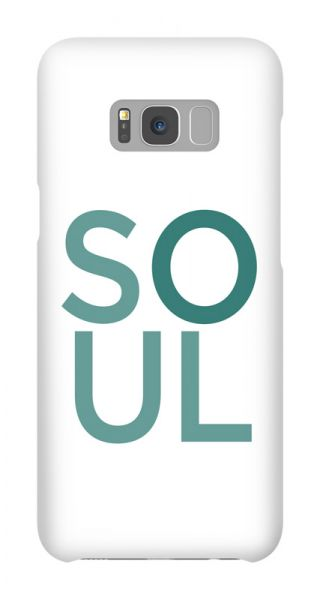 Samsung Galaxy S8 Plus 3D-Case (glossy) Gibilicious Design Soul von swook! - switch your look