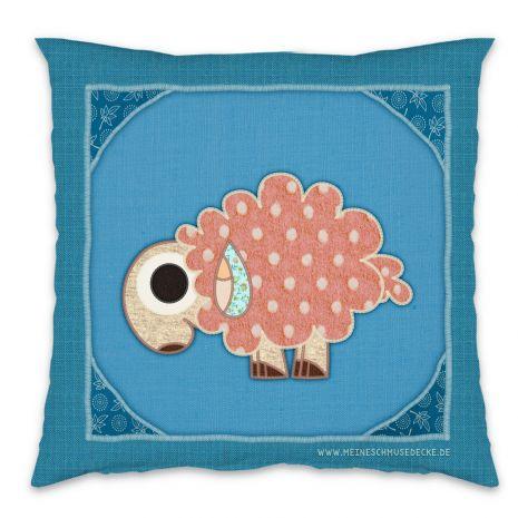 Kissen mit Schaf