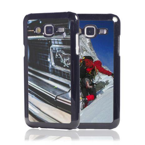 2D-Case (schwarz) passend für Samsung Galaxy J5 (2016), Selbst gestalten
