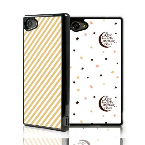 Sony Xperia Z5 compact 2D-Case (wei