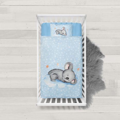 Koala - Bettbezug mit Namen