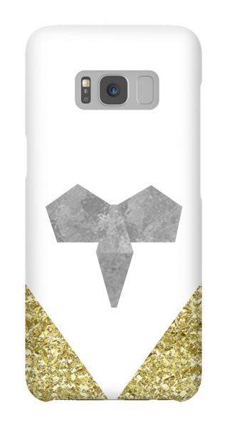 Samsung Galaxy S8  3D-Case (glossy) Gibilicious Design Elephant von swook! - switch your look