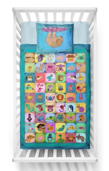 Meine Schmusedecke - Kinderbettwäsche 2-teilig (100 x 135 cm)