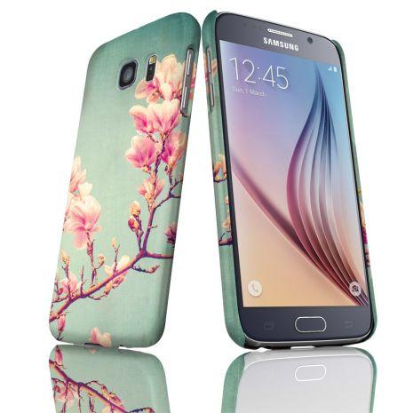 3D-Case (glossy) passend für Samsung Galaxy S6, Selbst gestalten