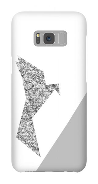 Samsung Galaxy S8 Plus 3D-Case (glossy) Gibilicious Design Glitterbird von swook! - switch your look