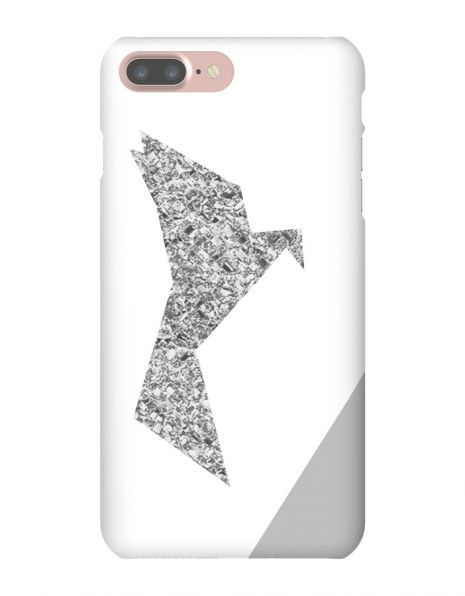 Apple iPhone 7 Plus 3D-Case (glossy) Gibilicious Design Glitterbird von swook! - switch your look