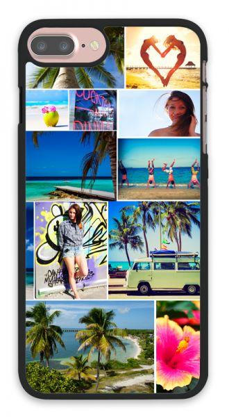 iPhone 7 Plus 2D-Case (schwarz) selbst gestalten mit swook! switch your look