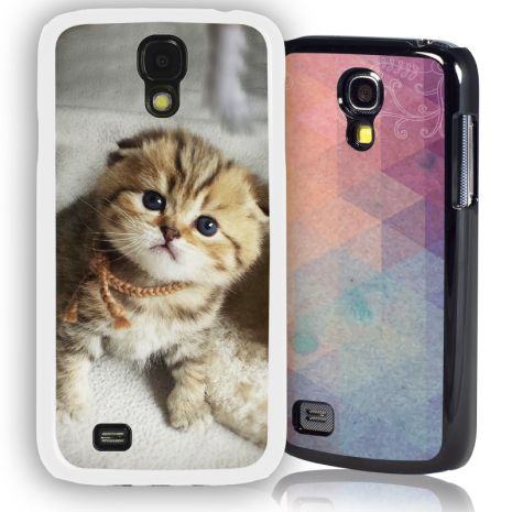 Samsung Galaxy S4 Mini 2D-Case (wei