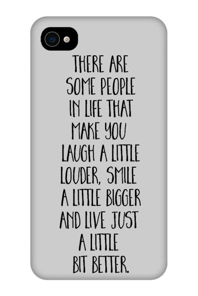 Apple iPhone 4/4s 3D-Case (glossy) Gibilicious Design There are some people von swook! - switch your look