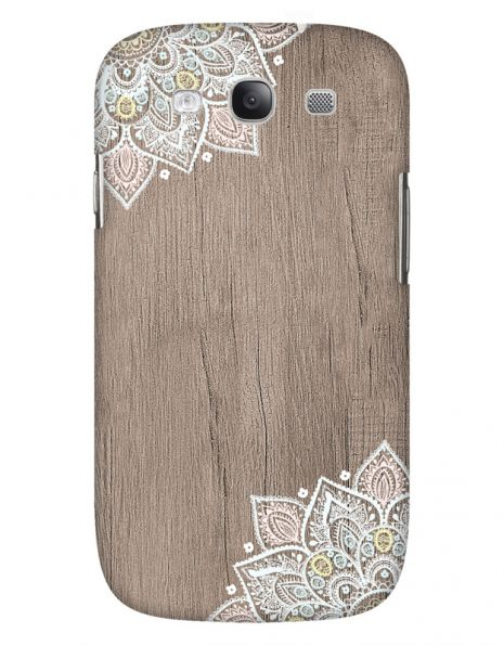 Samsung Galaxy S3 (i9300) 3D-Case (glossy) Gibilicious Design Mandala on wook von swook! - switch your look