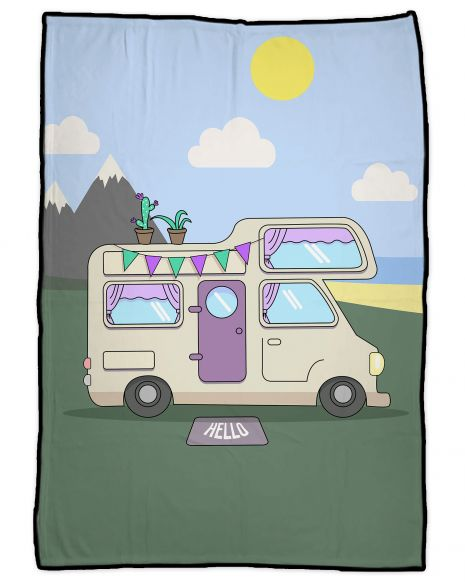 Wohnmobil - Picknickdecke