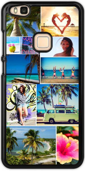 Huawei P10 lite 2D-Case(weiß) selbst gestalten - swook!