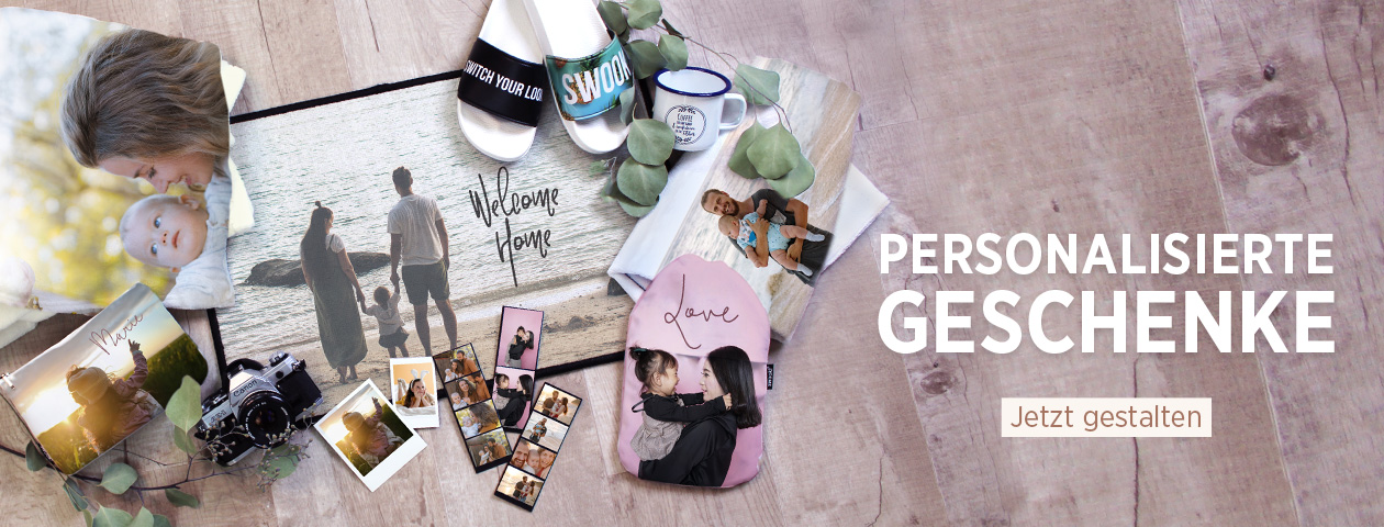 Personalisierte Geschenke bei swook!