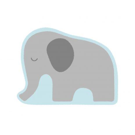Kleiner Elefant - Kinderteppich
