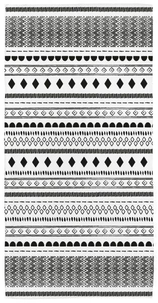 Aztec Style - Handtuch mit Namen