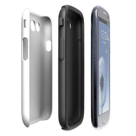 Tough-Case (glossy) passend für Samsung Galaxy S3 (i9300), Selbst gestalten