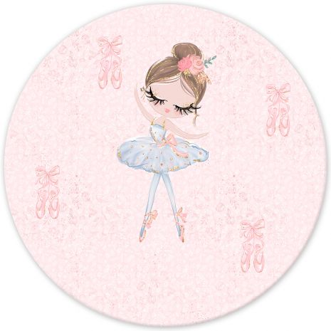 Ballerina 1 - Wanddeko