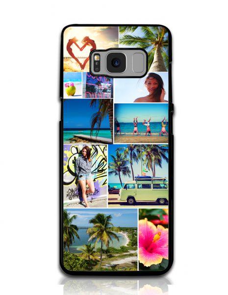 Samsung Galaxy S7 2D-Case (schwarz) selbst gestalten mit swook! - switch your look