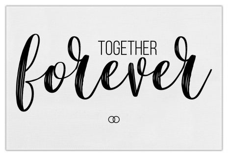 Together forever (+Text)