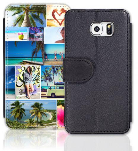 Samsung Galaxy A5 (2016) Sideflip-Case selbst gestalten