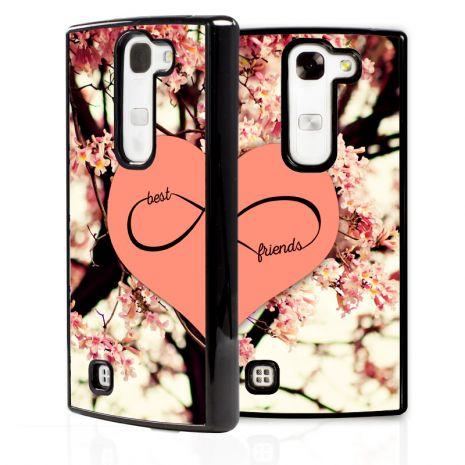 LG G4 Mini 2D-Case (schwarz) selbst gestalten mit swook! - switch your look
